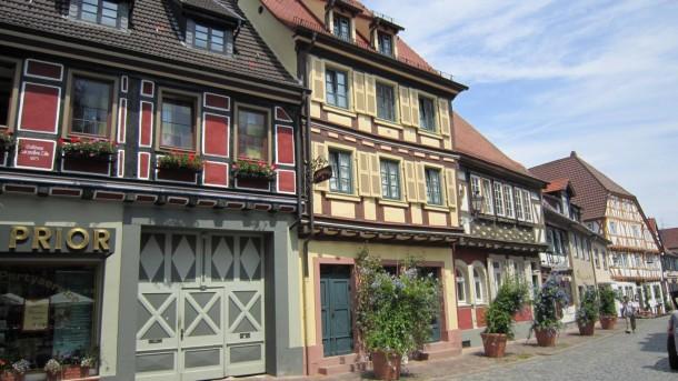 Historische Altstadt von Ladenburg