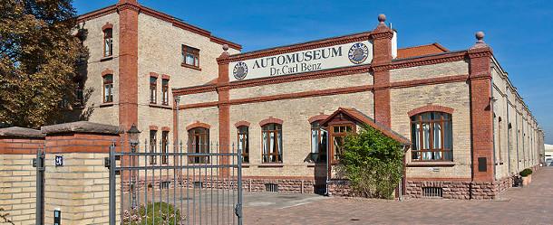 Automusem Ladenburg - Carl Benz Museum